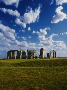 Stonehenge by Craig Aurness