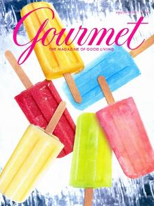 Gourmet Cover - August 2000 by Craig Cutler