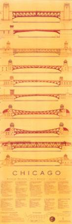 Chicago Bridges by Craig Holmes