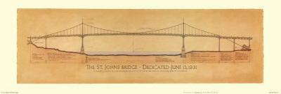 St. Johns Bridge by Craig Holmes