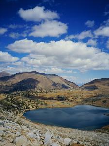 Helen Lake by Craig Lovell