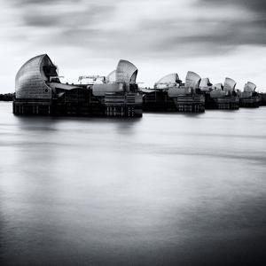 Thames Barrier, London by Craig Roberts