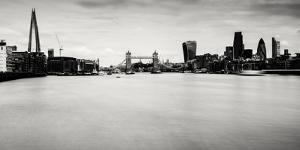 The River Thames by Craig Roberts