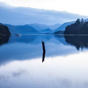 View across Derwent Water by Craig Roberts