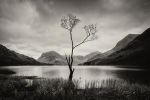 View across Lake in England by Craig Roberts