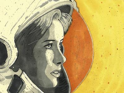Lady Astronaut