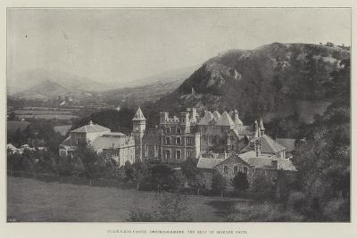 Craig-Y-Nos Castle, Brecknockshire, the Seat of Madame Patti--Giclee Print