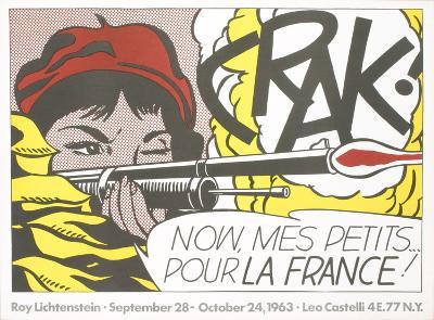Crak!-Roy Lichtenstein-Premium Edition