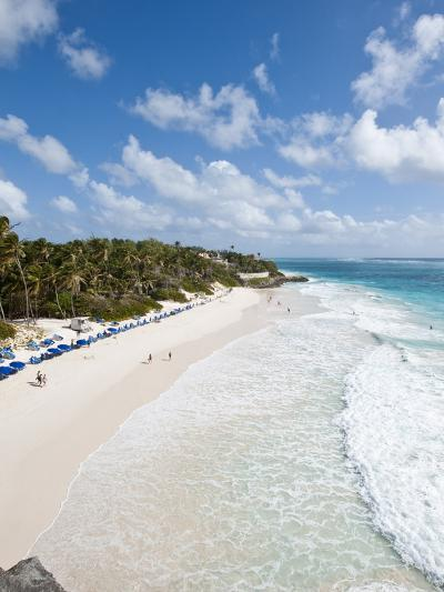 Crane Beach at Crane Beach Resort, Barbados, Windward Islands, West Indies, Caribbean-Michael DeFreitas-Photographic Print