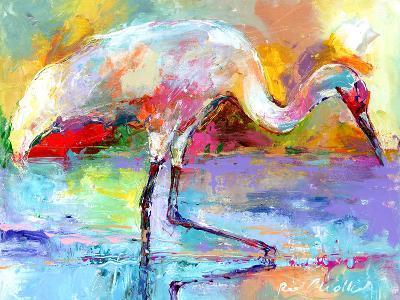 Crane-Richard Wallich-Art Print