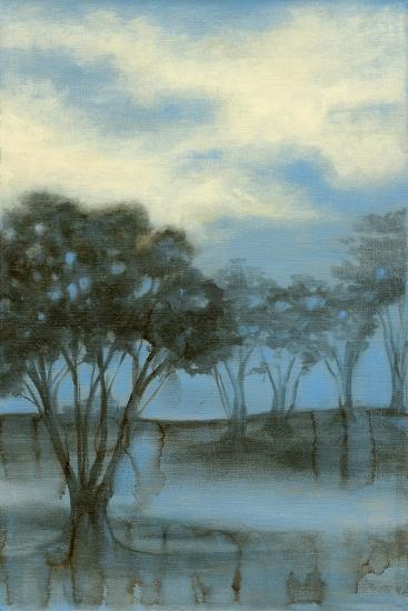 Crape Myrtles II-Jennifer Goldberger-Premium Giclee Print