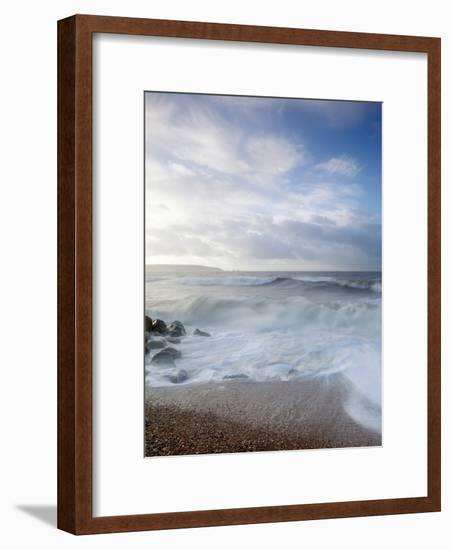 Crash and Collide-David Baker-Framed Photographic Print