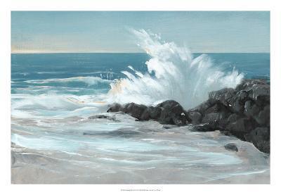 Crashing Wave I-Tim O'toole-Giclee Print