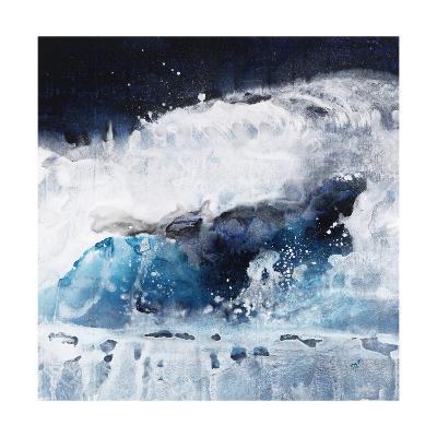 Crashing Waves I-Kari Taylor-Giclee Print