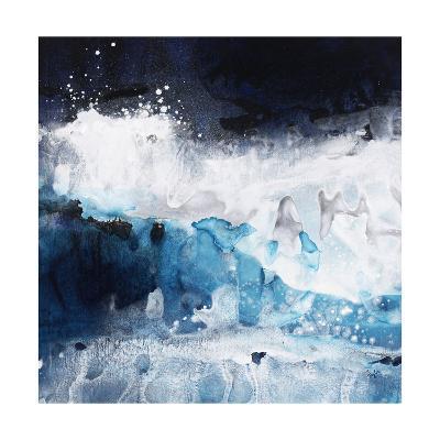 Crashing Waves II-Kari Taylor-Giclee Print