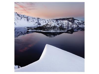 Crater Lake-Shane Settle-Art Print