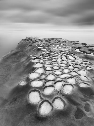 Crateres BW-Moises Levy-Photographic Print