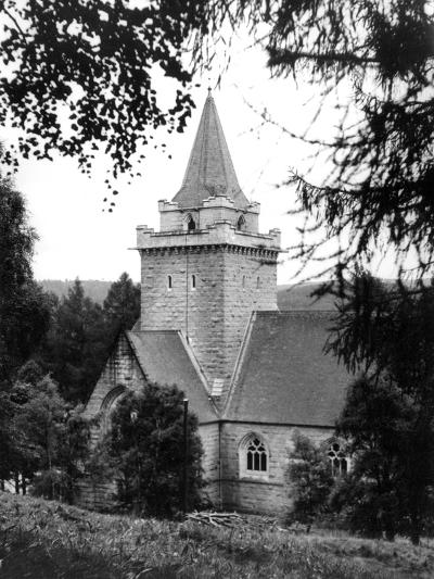 Crathie Church--Photographic Print