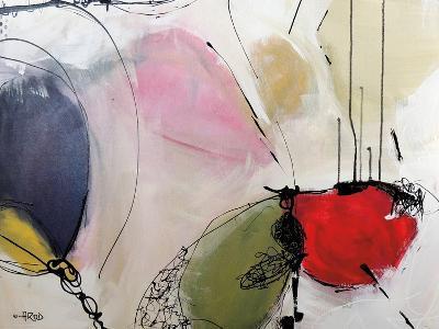 Crazy Buzz-Annie Rodrigue-Art Print
