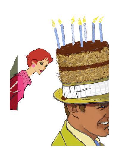 Crazy Cake Party - Curious--Photo