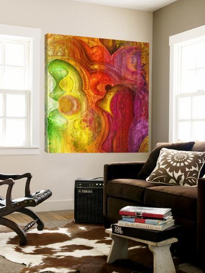 Crazy Colors 1-Jefd-Loft Art