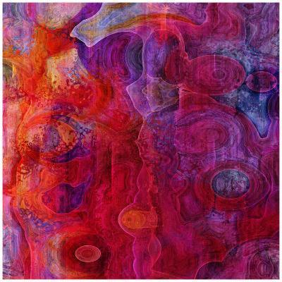 Crazy Colors 2-Jefd-Art Print