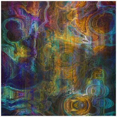 Crazy Colors 3-Jefd-Art Print
