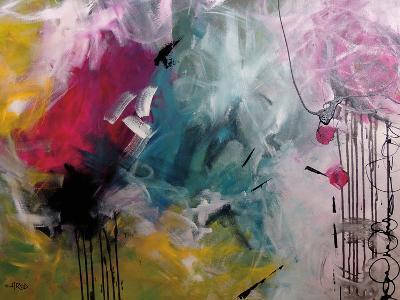 Crazy Fin-Annie Rodrigue-Art Print