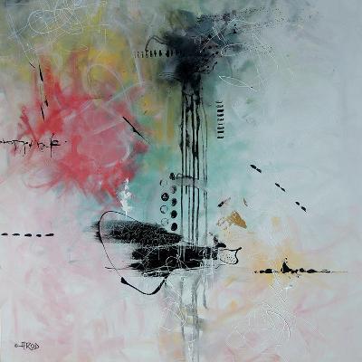 Crazy Ii-Annie Rodrigue-Art Print