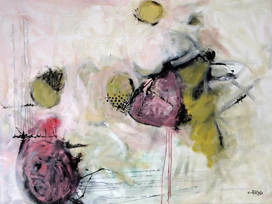 Crazy Thing-Annie Rodrigue-Art Print