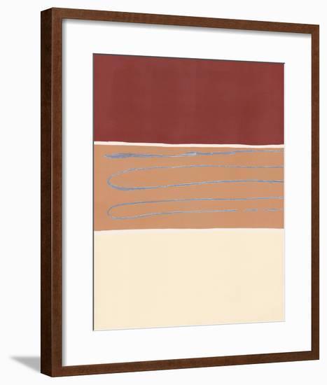 Cream Delight I-Lindsay Hill-Framed Giclee Print