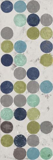 Cream Modulation II-Michael Marcon-Premium Giclee Print