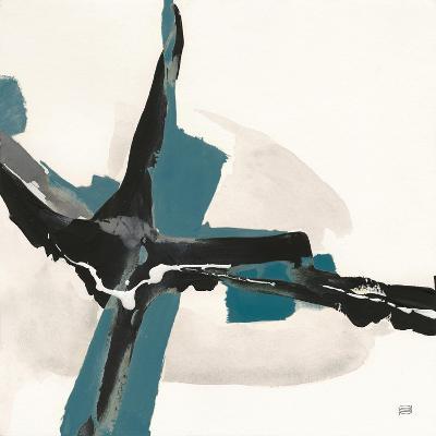 Creamy Cerulean I-Chris Paschke-Art Print
