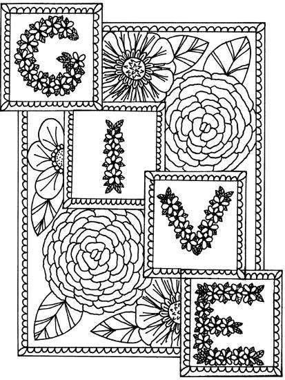 Creative Wellness 24-Laura Miller-Giclee Print