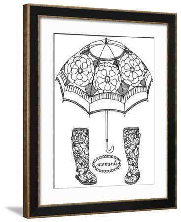Creative Wellness 36-Laura Miller-Framed Giclee Print