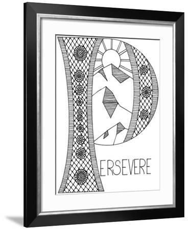Creative Wellness 42-Laura Miller-Framed Giclee Print