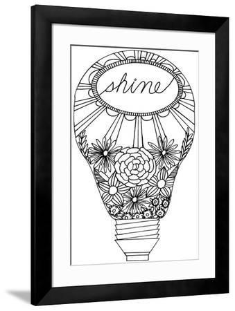 Creative Wellness 50-Laura Miller-Framed Giclee Print