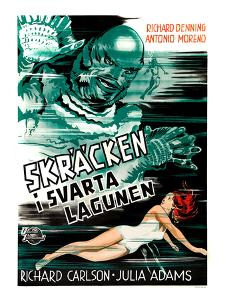 Creature from the Black Lagoon, (aka Skracken I Svarta Lagunen), Julie Adams, 1954