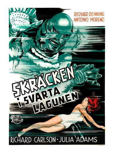 Creature from the Black Lagoon, (aka Skracken I Svarta Lagunen), Julie Adams, 1954--Photo
