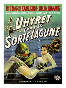 Creature from the Black Lagoon, (aka Uhyret Fra Den Sorte Lagune), Julie Adams, 1954