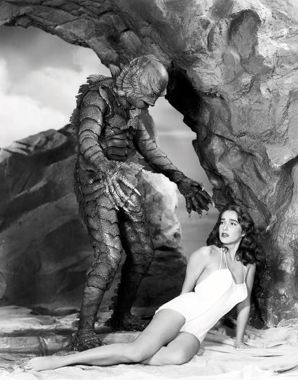 Creature from the Black Lagoon--Photo