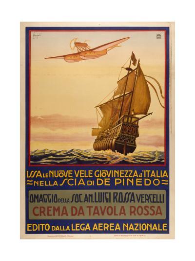 Crema Da Tavolla Rossa-Marcus Jules-Giclee Print