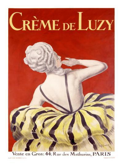 Creme de Luzy--Giclee Print