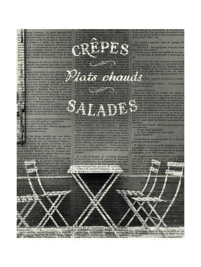 Crepes Cafe-Marc Olivier-Art Print