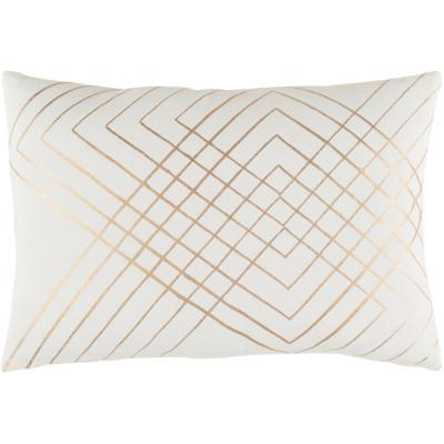 Crescendo Pillow Cover - Pearl