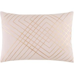 Crescendo Poly Fill Pillow - Blush