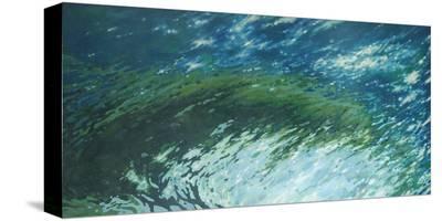 Crest-Margaret Juul-Stretched Canvas Print