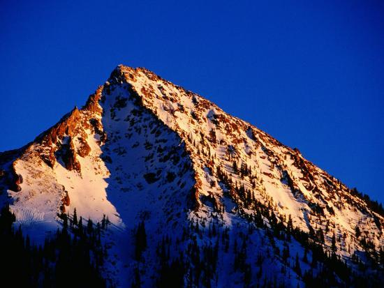 Crested Butte, Colorado-Holger Leue-Photographic Print