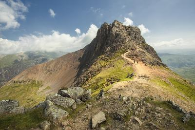 Crib Goch - Wales-Ray Wise-Photographic Print