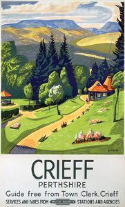 Crieff Perthshire